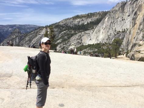 Lindsay (in Yosemite)