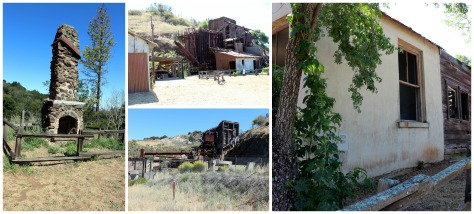 Almaden Old Structures