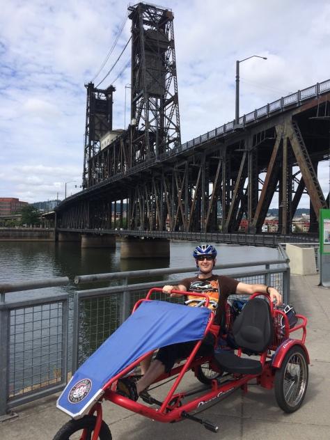 Portland - Steel Bridge