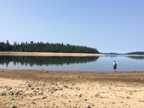 Union Valley Reservoir