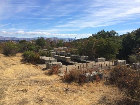 Almaden Quicksilver County Park: Buena Vista Shaft