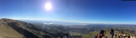 Mission Peak Panorama